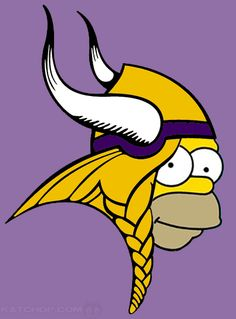 Minnesota Vikings Logo | The Minnesota Vikings fired Brad Childress, who tried to remake the ...