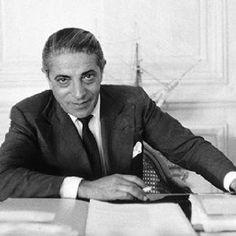 Aristóteles Onassis, gran empresario y triunfador.
