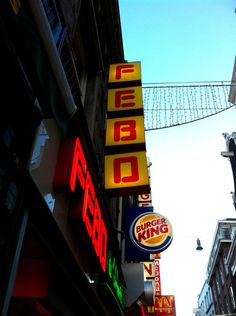 Febo - the ultimate streetfood in Amsterdam