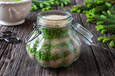 Find Jar Filled Young Spruce Tips Cane stock images in HD and millions of other royalty-free stock photos, illustrations and vectors in the Shutterstock collection. Spruce Tips, Homemade Syrup, Mason Jars, Photo Editing, Herbs, Stock Photos, Tableware, Health, Food