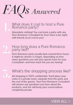 Pure Romance - Host a Party in June and receive an extra hostess gift!