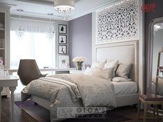 ДИЗАЙН КОМНАТЫ ДЛЯ ПОДРОСТКА. ФОТО ИНТЕРЬЕРА Сочетание в дизайне комнаты для девочки-подростка классической белой мебели и эксклюзивных аксессуаров позволяет создать элегантный, легкий и одновременно уютный интерьер. Главное — правильно подобрать...