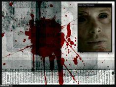 Blood splat picture