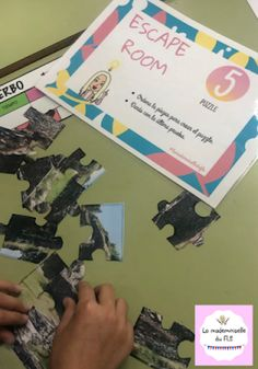 La mademoiselle du FLE: Ciencias Sociales: Escape Room Escape Room, Home Schooling, Fun Games, Teaching Ideas, Challenges, Classroom, Socialism, Home, Science Lessons