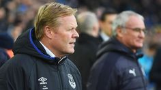 Dyche favourite to succeed Koeman at Everton