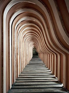 From inside the Steinway Piano factory.