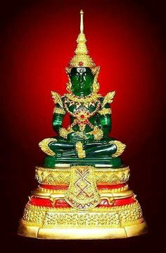 Phra Kaew Moragod - Smaragd Buddha