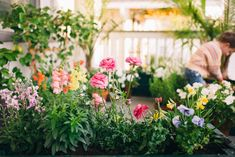 Unleash Spring with this Really Easy Cutting Garden | Lucy Cuneo