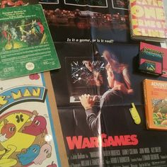 """jimbeanus: """" I have a little Ready Player One collection going. Still have more to add. """""""