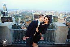 New York City Engagement Photos | Lauren & John