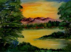 Bob Ross Paintings - Bob Ross Beginners Tips & Paintings - Art ...