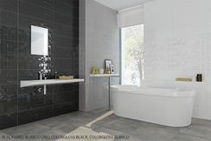 Siena Decor Color Gloss Textured Grid Porcelain Wall Tile 10x30 – Sognare Tile, Stone & Sinks Co.