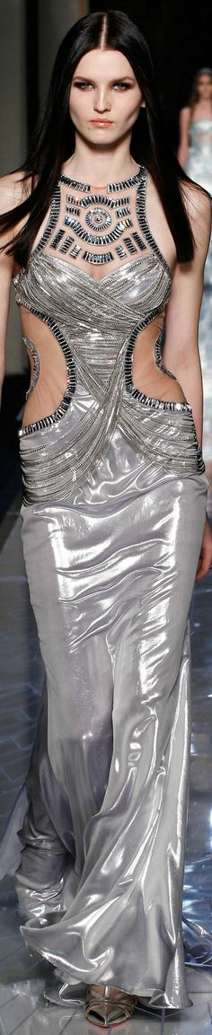 Atelier Versace Spring 2014 Couture Fashion Show
