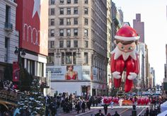 Day 228:5 lessons Macy's Thanksgiving Day Parade can teach you about collaboration