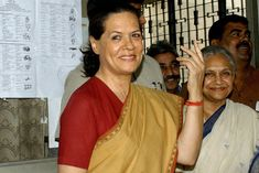 This week Sonia Gandhi marks 15 years at the helm of India's ruling Congress Party. In The Wall Street Journal today, Sadanand Dhume argues that opposing her for her Italian origins is both unfair and misguided. Sonia Gandhi, Economics, Communication, Asia, Saree, Indian, Fashion, Moda, Fashion Styles