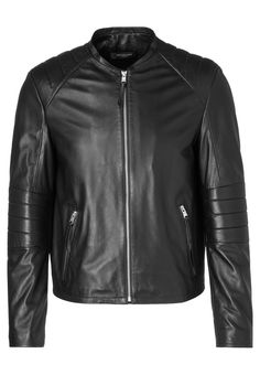 #fashion #black #leather #jacket Michalsky: http://zln.do/1gUDh0R