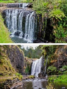 Guide Falls Reserve. Article and photo by Carol Haberle for Think Tasmania.