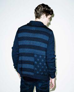 The Black Sense Market x Visvim - Sturgis Sweater