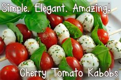 Ideas and Ways to Use Cherry Tomatoes Recipe Collection