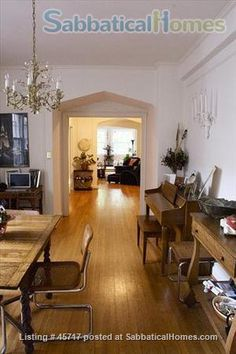 SabbaticalHomes - Home for Rent Washington District of Columbia 20008 United States of America, Spacious Park View Furn1 bed/1bath