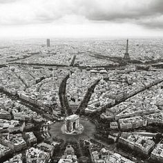 Paris: The world will never see this type of city planning again...