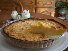 Tarte à la crème pâtissière à la noix de coco : la recette facile