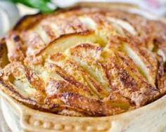 Clafoutis moelleux pommes et poires à la vanille : http://www.fourchette-et-bikini.fr/recettes/recettes-minceur/clafoutis-moelleux-pommes-et-poires-a-la-vanille.html