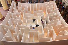Get Lost in Architect Bjarke Ingels's Soaring Maze