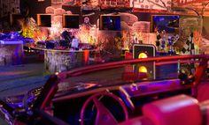 Festa garagem Decor BBB15