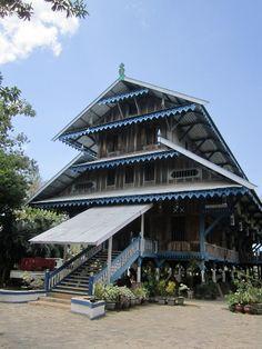 King of Buton Palace