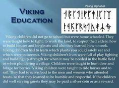 ... Viking Education ...