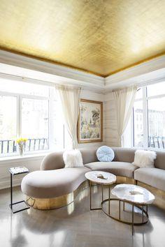 UPPER EAST SIDE II by Sasha Bikoff Interior Design www.sashabikoff.com
