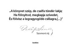 Petőfi Sándor Bright Stars, Math Equations, Writing, Fairies, Quotes, Books, Prints, Heart, Beautiful