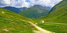 Oberalp Pass, Switzerland