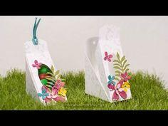 Janas Bastelwelt - Unabhängige Stampin' Up! Demonstratorin: Video-Tutorial: Sandwichbox
