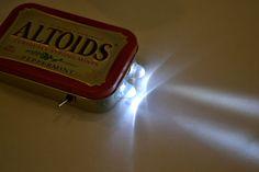 Picture of Altoids Tin Flashlight