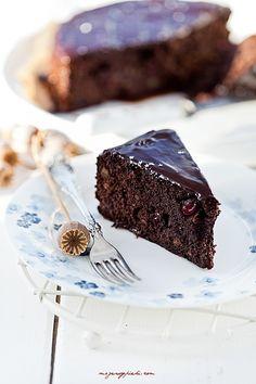 Polish Desserts, Polish Recipes, Let Them Eat Cake, Cake Cookies, Sweet Recipes, Sweet Treats, Cooking Recipes, Favorite Recipes, Sweets