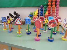 ~~kindergarten teacher ~~ΝΗΠΙΑΓΩΓΟΣ.....ΧΡΩΜΑΤΑ ΚΑΙ ΑΡΩΜΑΤΑ...: ΚΥΚΛΟΦΟΡΙΑΚΗΣ ΑΓΩΓΗΣ ΣΥΝΕΧΕΙΑ .......
