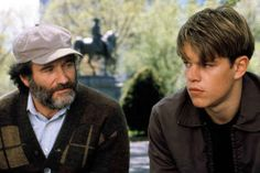 Good Will Hunting (1997) — Sean Maguire