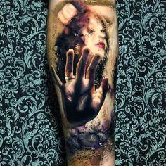 Tatuagem em realismo: encontre tatuadores na sua cidade - Blog Tattoo2me Skull, Portrait, Tattoos, Blog, Tattoo Studio, Get A Tattoo, City, Artists, Tatuajes