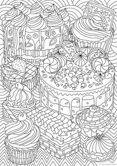 Free Printable Stay Positive Adult Coloring Page