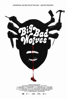 big bad wolves, movie poster, mondo