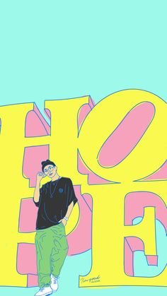 is creating K-Pop Lockscreens - Hoseok Bts, Bts Bangtan Boy, Jhope, Bts Wallpapers, Bts Love, Hope Art, Bts Birthdays, World Wallpaper, Bts Lyric
