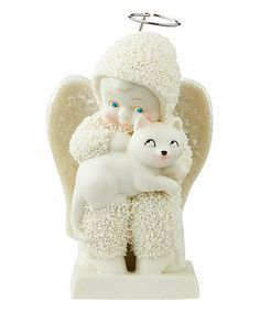 Bless the Beast Snowbabies Figurine