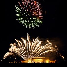 Bonfire and fireworks events in and around Edinburgh and Glasgow