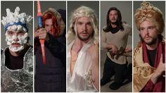 Game Of Thrones : Kit Harington aurait jouer d'autres roles
