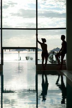 Experience luxury with a Mediterranean flair on the Adriatic coast at the best spa hotel in Croatia. Spa Breaks, Spa Hotel, Best Spa, Wellness, 5 Star Hotels, Croatia, Coast, Relax, Autumn