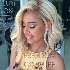 Looking for the latest bob hairstyles of this season? Here we have rounded up images of Best Bob Haircuts that can be. Bob Haircuts For Women, Long Bob Haircuts, Bob Hairstyles, Trendy Hairstyles, Latest Haircuts, Blonde Angled Bob, Medium Hair Styles, Short Hair Styles, Great Hair