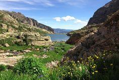 Sky Pond Trail - Rocky Mountain National Park