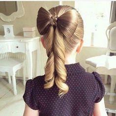 #hairstyle #littlegirl #flowergirl